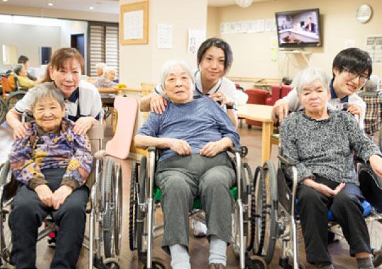 特別養護老人ホームちくしの荘