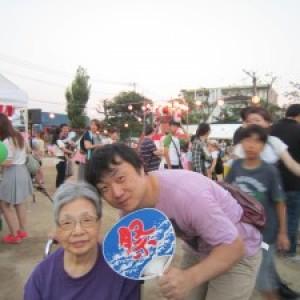 地域の夏祭り