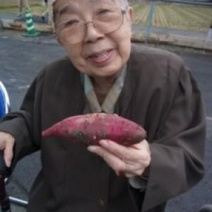 芋掘りに行ってきました。