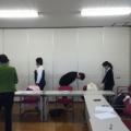 キャリアパス研修(接遇)の様子 2015.12.18