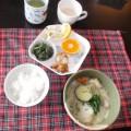 手作り昼食