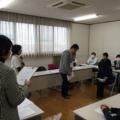キャリアパス研修(接遇)の様子 2015.12.16