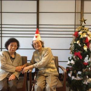 クリスマス忘年会でーす!