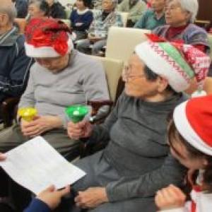 クリスマス会開催♪