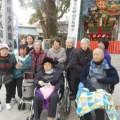櫛田神社に初詣♪