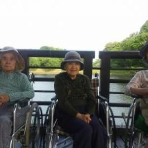 外出(天拝山歴史自然公園)