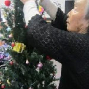 クリスマス準備part1