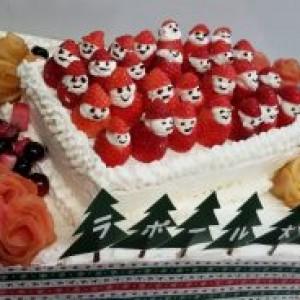 クリスマス会準備!!美味しいケーキ編