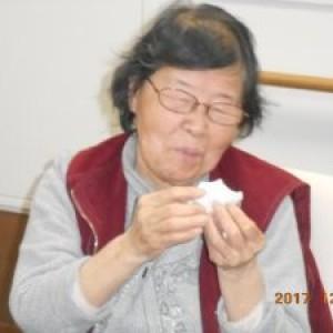 宝満ヴィラ大橋南もちつき大会!!!