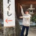 初詣にGO!GO!