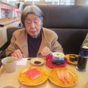 誕生日外食でスシローへ(*´∀`*)