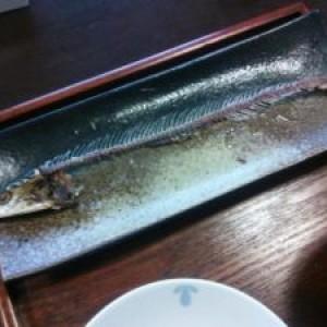 秋の味覚!!食事外食in白水♪