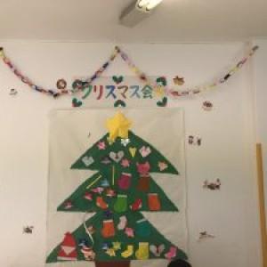 お餅つき&クリスマス会その2
