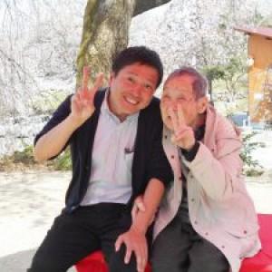 身延桜(妙法寺のしだれ桜)
