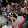 平岡介護福祉専門学校の皆様がボランティアに来てくれました。