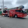 消防署見学に行きましたpart2
