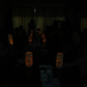 秋の工作教室~燈籠~