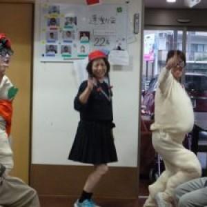 秋のハロウィン大運動会!!!