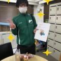 ショート相談員☆Kさん サプライズバースデイ!