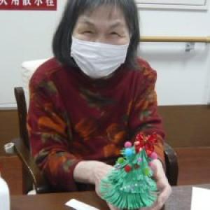 クリスマスツリーを作ろう☆☆☆