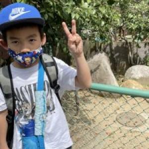 大牟田市動物園に行きました